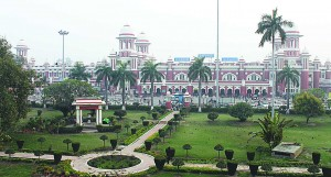 charbagh station
